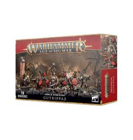 Games Workshop Warhammer: Age of Sigmar - Orruk Warclans - Gutrippaz