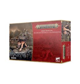 Games Workshop Warhammer: Age of Sigmar - Orruk Warclans - Marshcrawla Sloggot