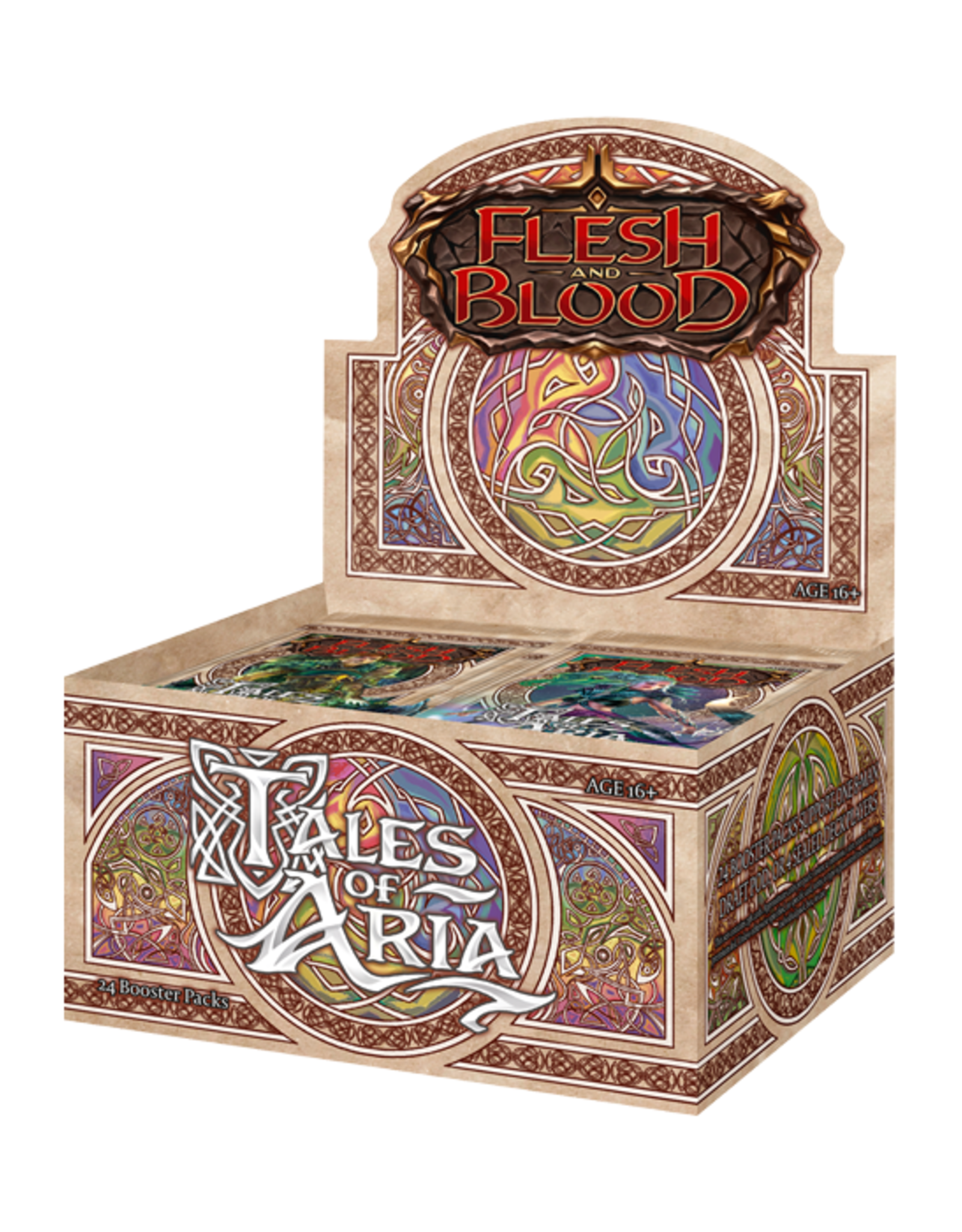 Flesh and Blood Flesh and Blood TCG: Tales of Aria - Booster Box