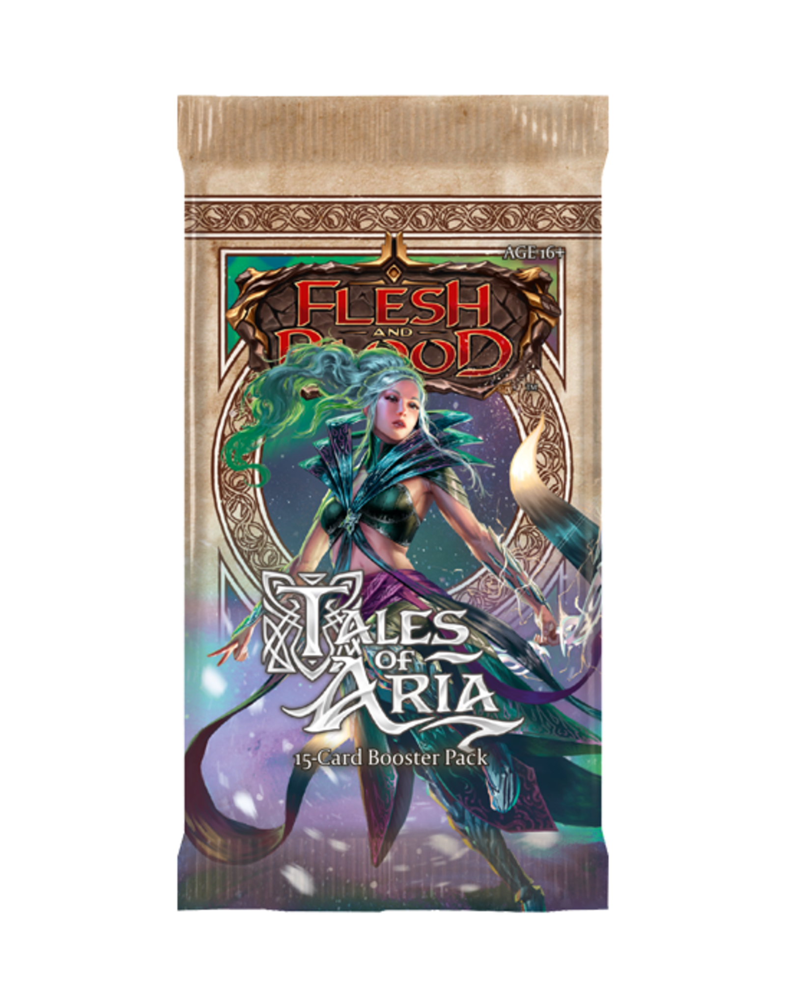 Flesh and Blood Flesh and Blood TCG: Tales of Aria - Booster Pack