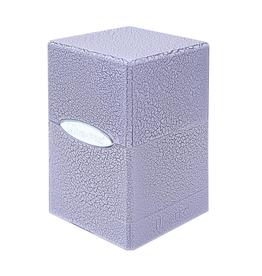 Ultra Pro Ultra Pro: Deck Box - Satin Tower - Hi-Gloss - Ivory Crackle