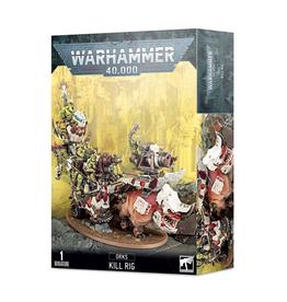 Games Workshop Warhammer 40K: Orks - Kill Rig