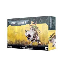 Games Workshop Warhammer 40K: Orks - Mozrog Skragbad