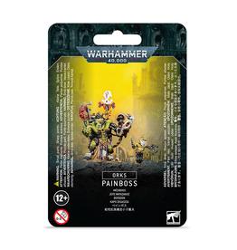 Games Workshop Warhammer 40K: Orks - Painboss