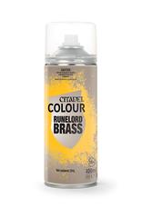 Citadel Citadel Colour: Spray - Runelord Brass