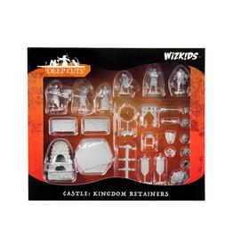 WizKids WizKids: Deep Cuts - Castle - Kingdom Retainers