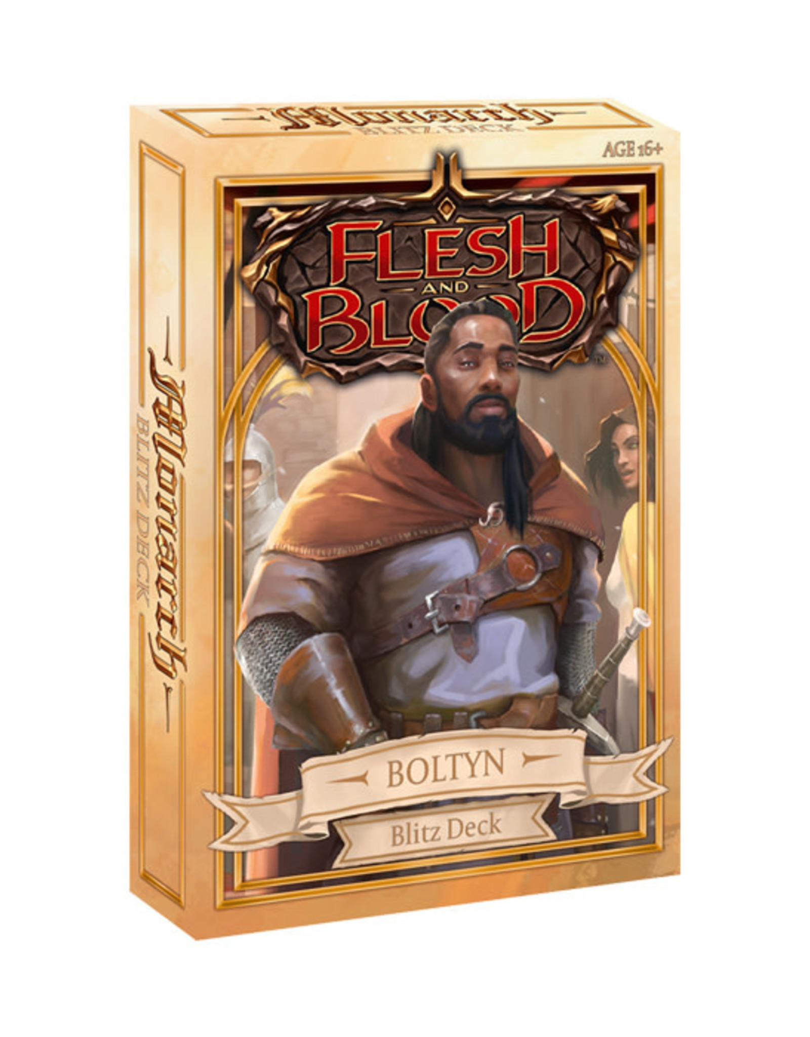 Flesh and Blood Flesh and Blood TCG: Monarch - Blitz Deck - Boltyn