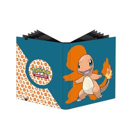 Ultra Pro Ultra Pro: PRO-Binder - 9-Pocket - Pokemon - Charmander