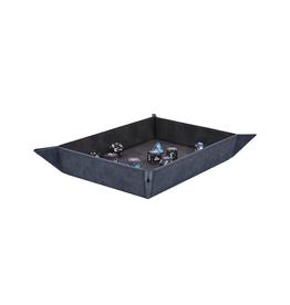 Ultra Pro Ultra Pro: Dice Rolling Tray - Foldable - Sapphire