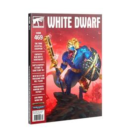 Games Workshop White Dwarf: October 2021