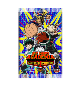 My Hero Academia: CCG - Wave 1 - Booster Pack