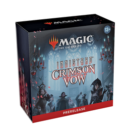Magic: The Gathering Magic: The Gathering - Innistrad: Crimson Vow - Prerelease Pack