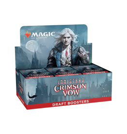 Magic: The Gathering Magic: The Gathering - Innistrad: Crimson Vow - Draft Booster Box
