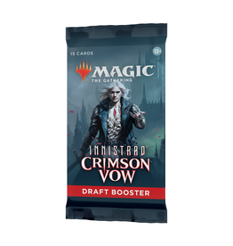 Magic: The Gathering Magic: The Gathering - Innistrad: Crimson Vow - Draft Booster Pack