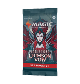 Magic: The Gathering Magic: The Gathering - Innistrad: Crimson Vow - Set Booster Pack