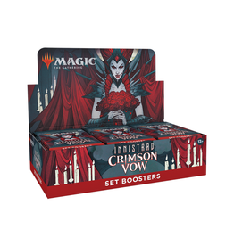 Magic: The Gathering Magic: The Gathering - Innistrad: Crimson Vow - Set Booster Box
