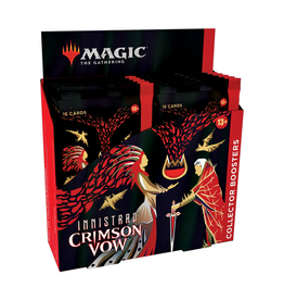 Magic: The Gathering Magic: The Gathering - Innistrad: Crimson Vow - Collector Booster Box