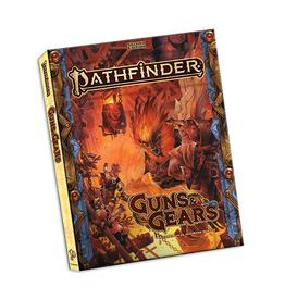 Pathfinder Pathfinder: 2nd Edition - Guns & Gears