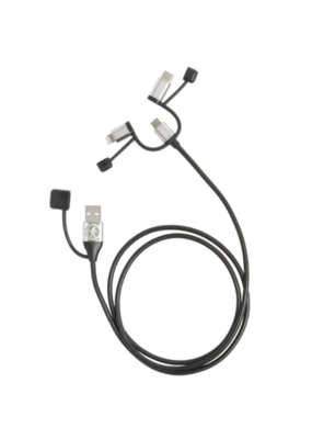 OUTDOOR TECH OUTDOOR TECH CALAMARI 3-1 CABLE