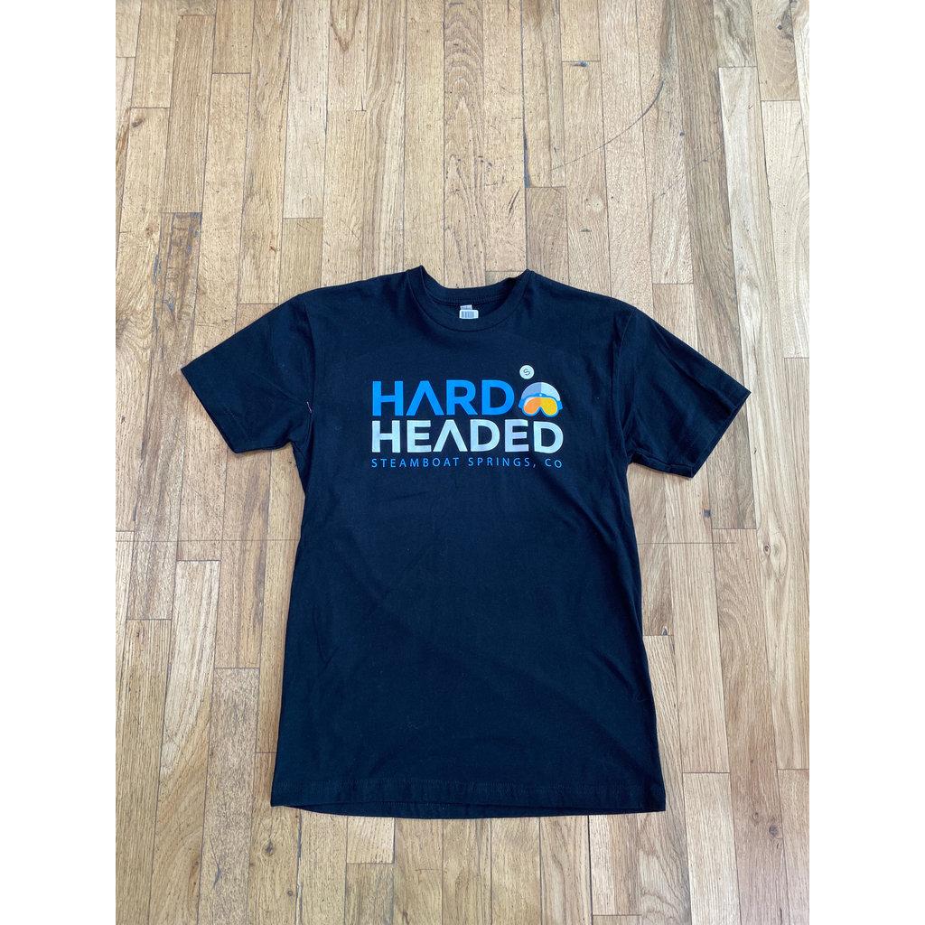 HARD HEADED SHIRTS HARD HEADED SHIRT BLACK