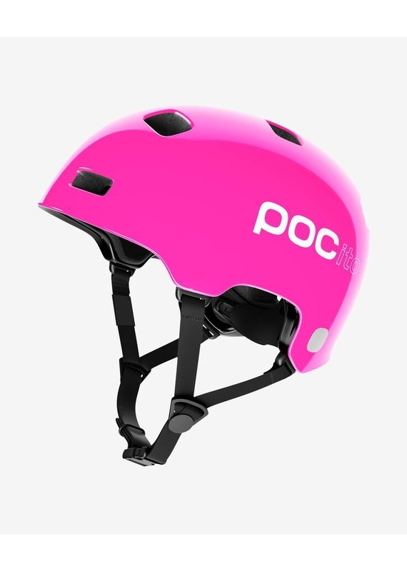 POC BIKE POC POCITO CRANE PNK ML