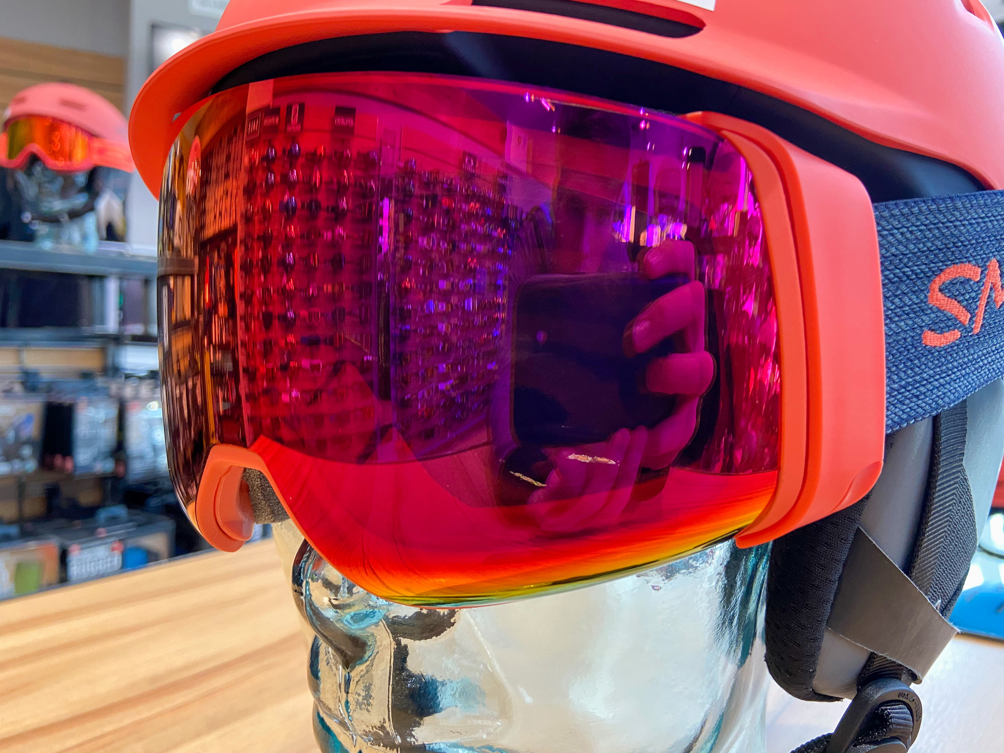 Smith Quantum and 4D Mag - The Best Helmet and Goggle for 2020!