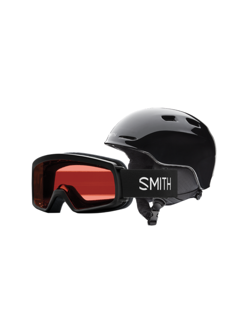 SMITH SNOW SMITH ZOOM JR HELMET/GOGGLE COMBO