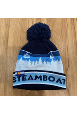 LOCALE OUTDOOR LOCALE LIFT BEANIE STEAMBOAT