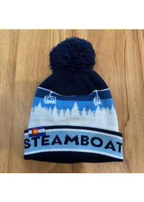 LOCALE OUTDOOR LIFT BEANIE STEAMBOAT