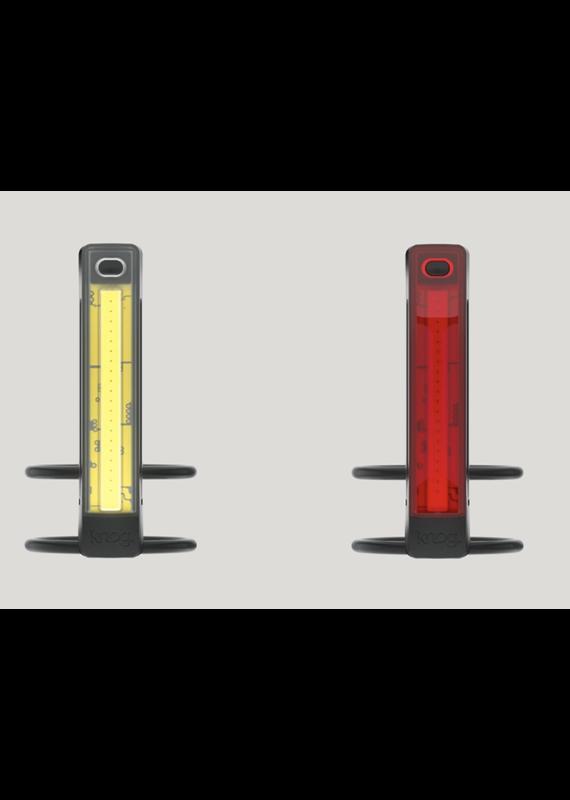 KNOG Knog Plus Lights Plus Twinpack