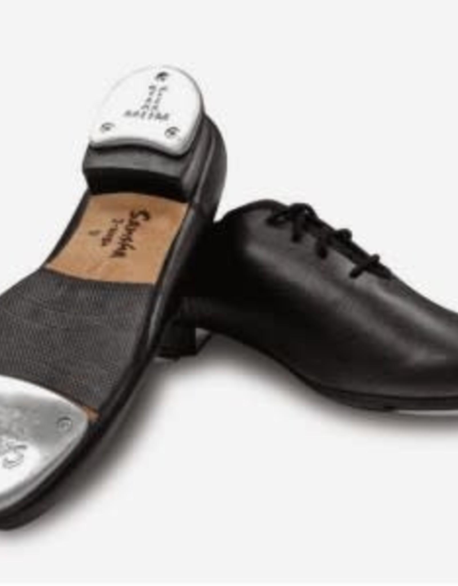 Radadancewear Sansha SOULIERS CLAQUETTE CLASSIQUE T-MEGA NOIR