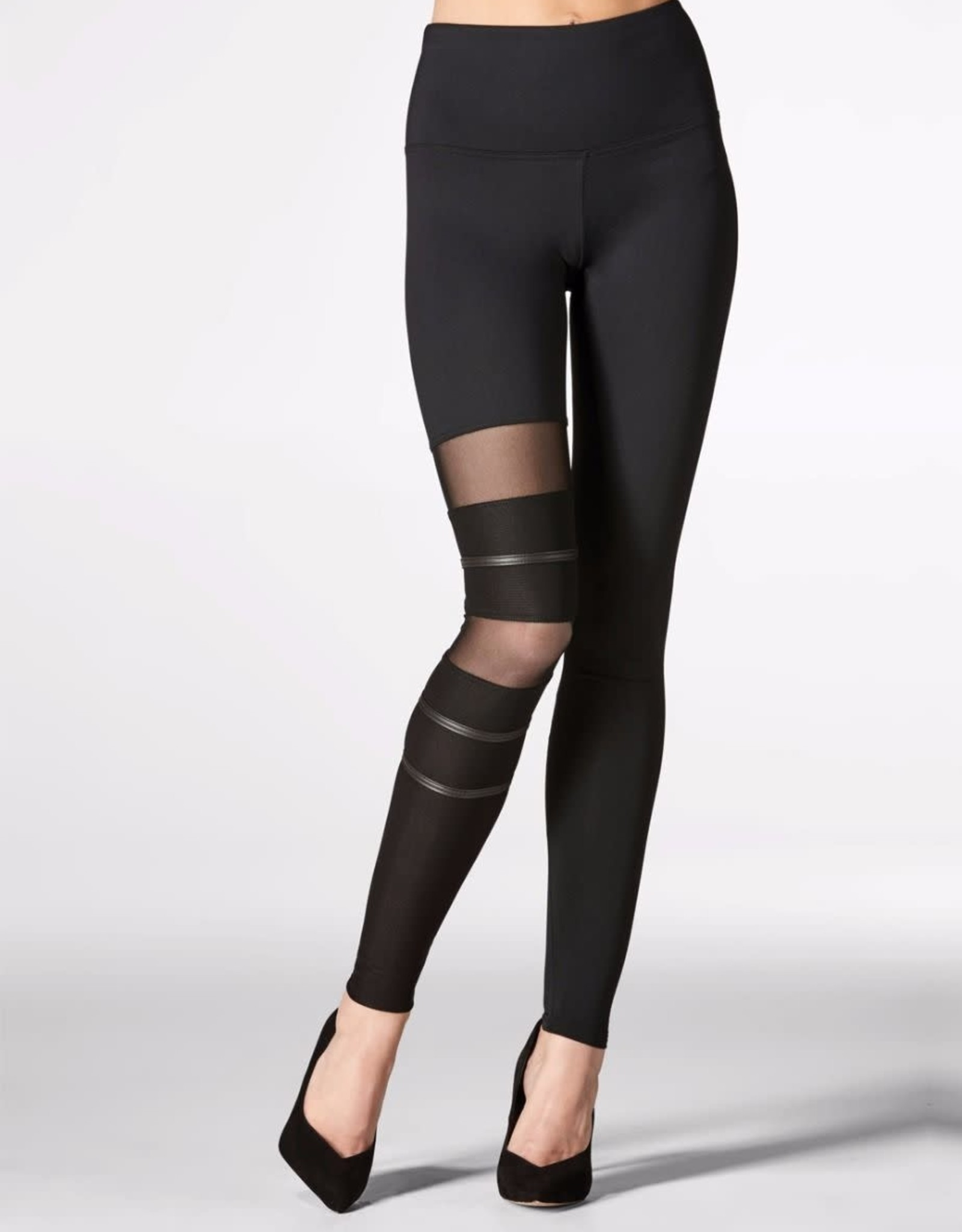 Mondor Fashion LEGGING LIGNES HORIZONTALES AD