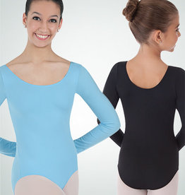 Body Wrappers / Angelo Luzio MAILLOT MANCHES LONGUES COL ROND AD