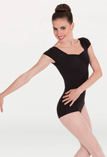 Body Wrappers / Angelo Luzio MAILLOT MANCHES COURTES BANDE DOS AD