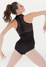 Body Wrappers / Angelo Luzio MAILLOT ZIPPER AU COU AD