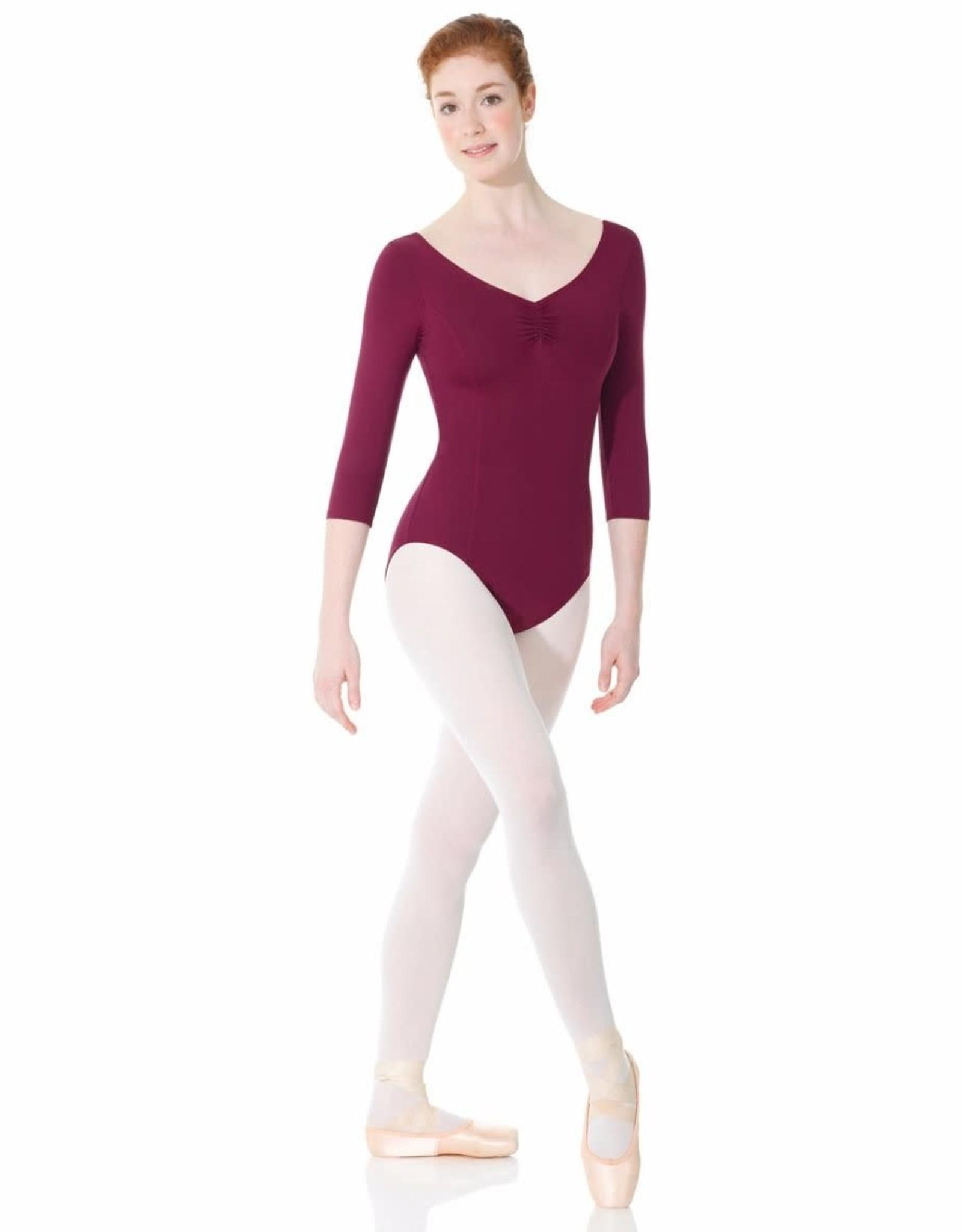 Mondor Dance MAILLOT MANCHES LONGUES 3/4 AD