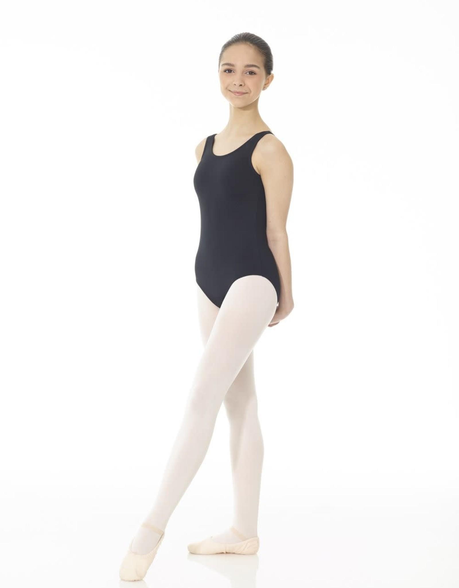 Mondor Dance MAILLOT SIMPLE SANS MANCHES AD Mondor