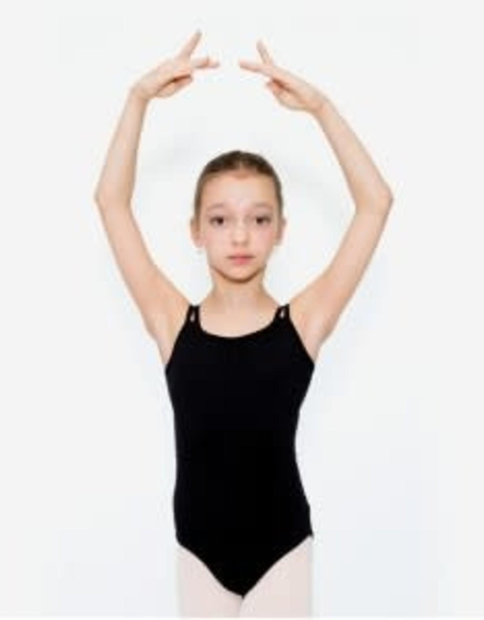 Radadancewear Sansha MAILLOT BRETELLES DOUBLES JR
