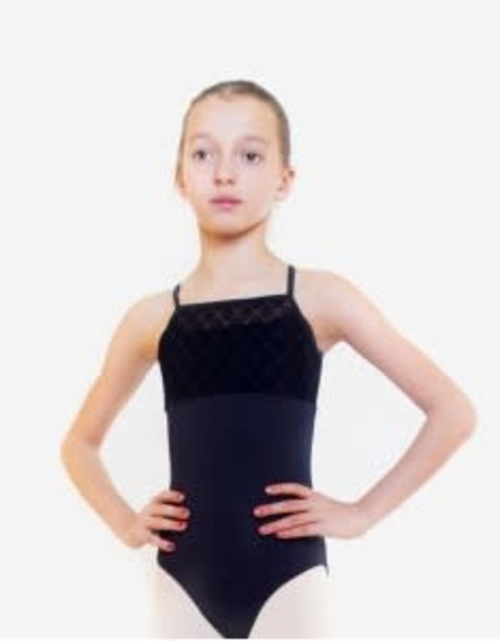 Radadancewear Sansha MAILLOT DOS TRIANGLE JR