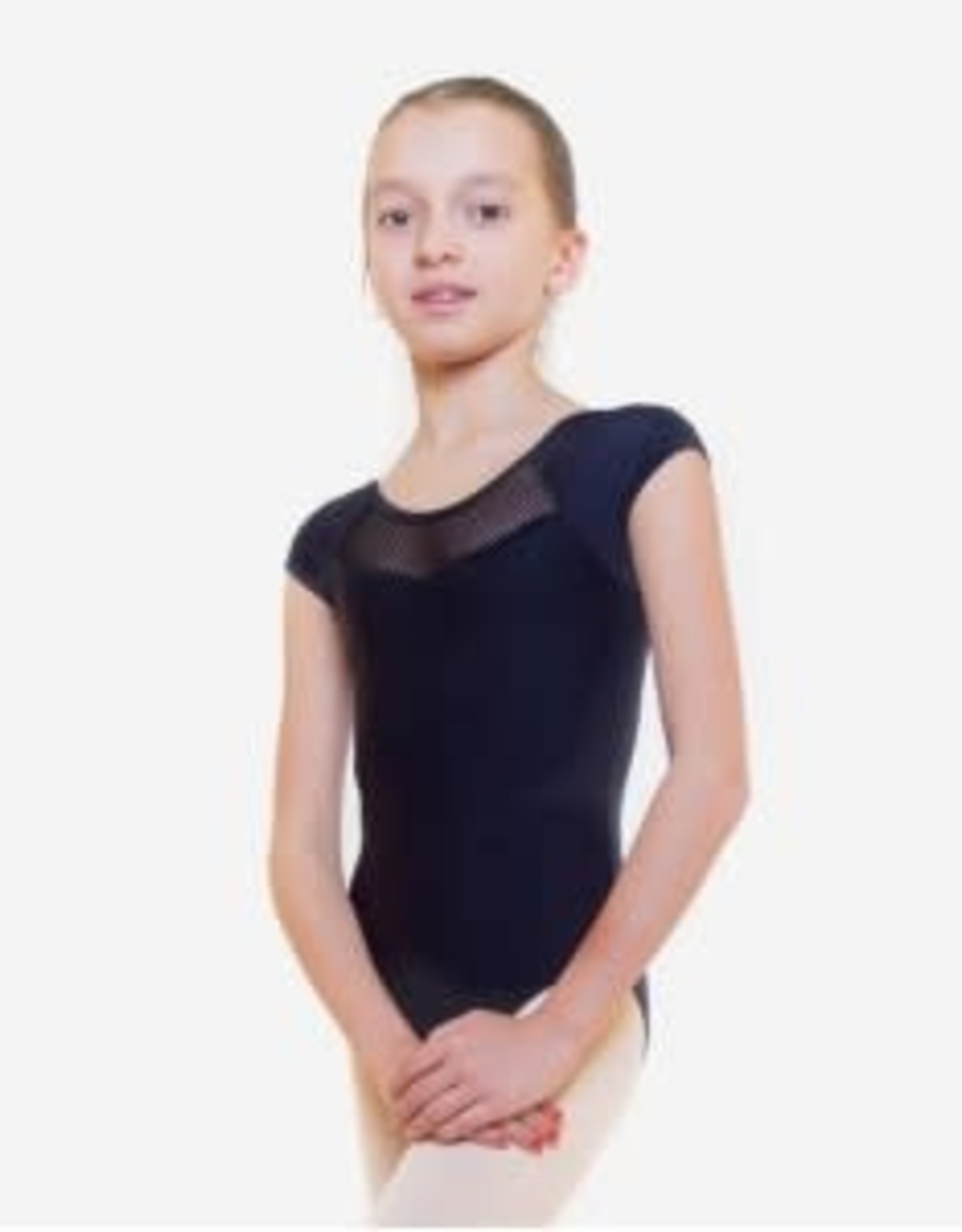 Radadancewear Sansha MAILLOT RÉSILLE V LIZIANE JR