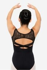 Radadancewear Sansha MAILLOT SAIGE DENTELLE AD