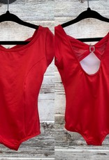 Body Wrappers / Angelo Luzio MAILLOT BOUCLE DOS JR