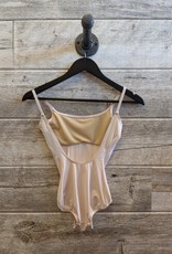 Body Wrappers / Angelo Luzio MAILLOT BRETELLES MINCES OUVERT DOS AD