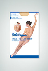 Body Wrappers / Angelo Luzio COLLANT CORPS PIEDS AMOVIBLE JR BW
