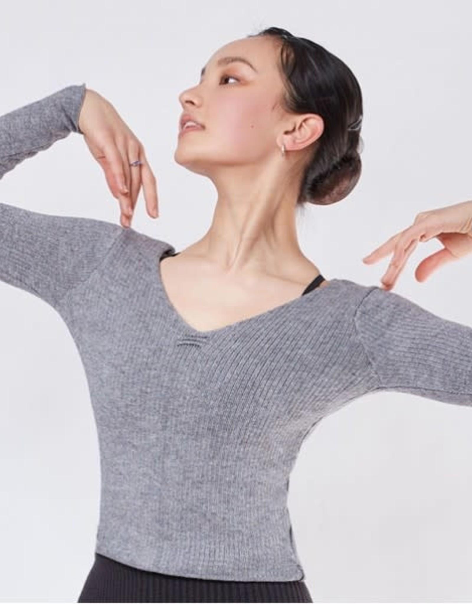Radadancewear Sansha CHANDAIL MANCHES LONGUES GULIZAR AD