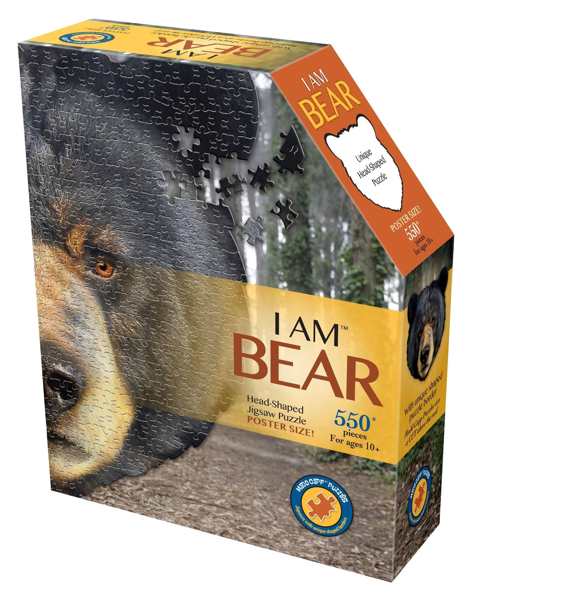 I Am Bear 550