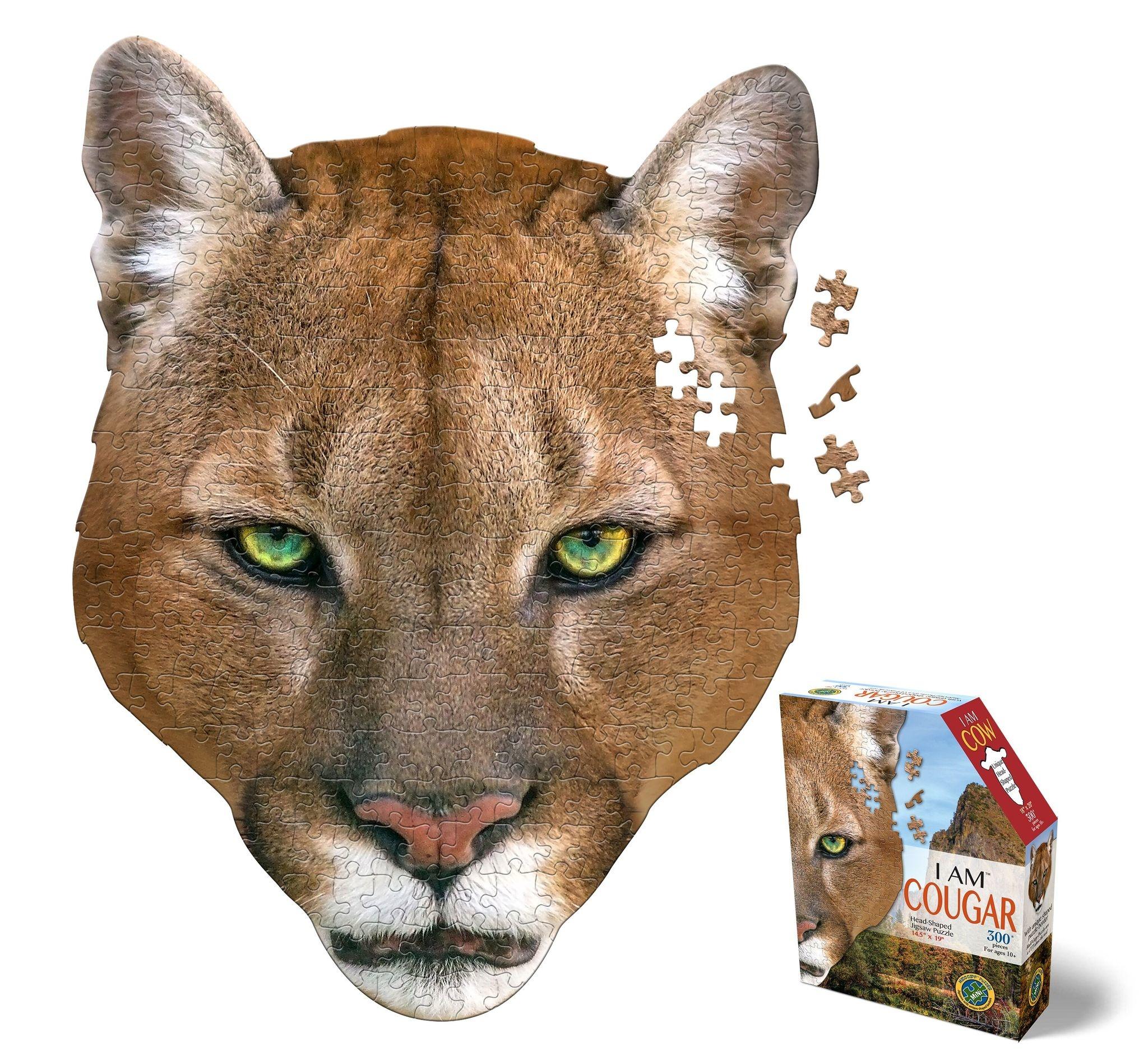 I Am cougar 300 pc