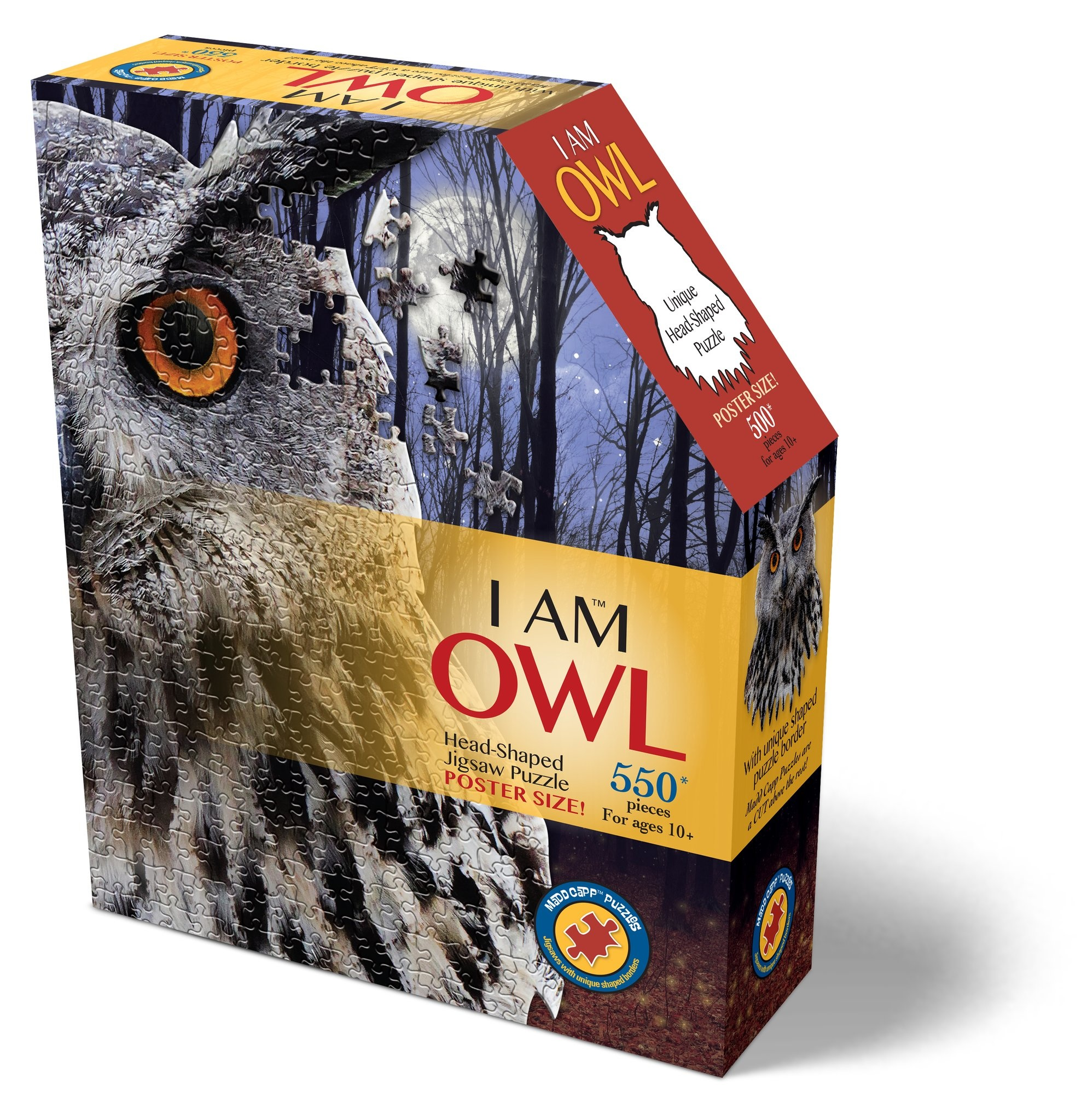 I Am Owl 550pc