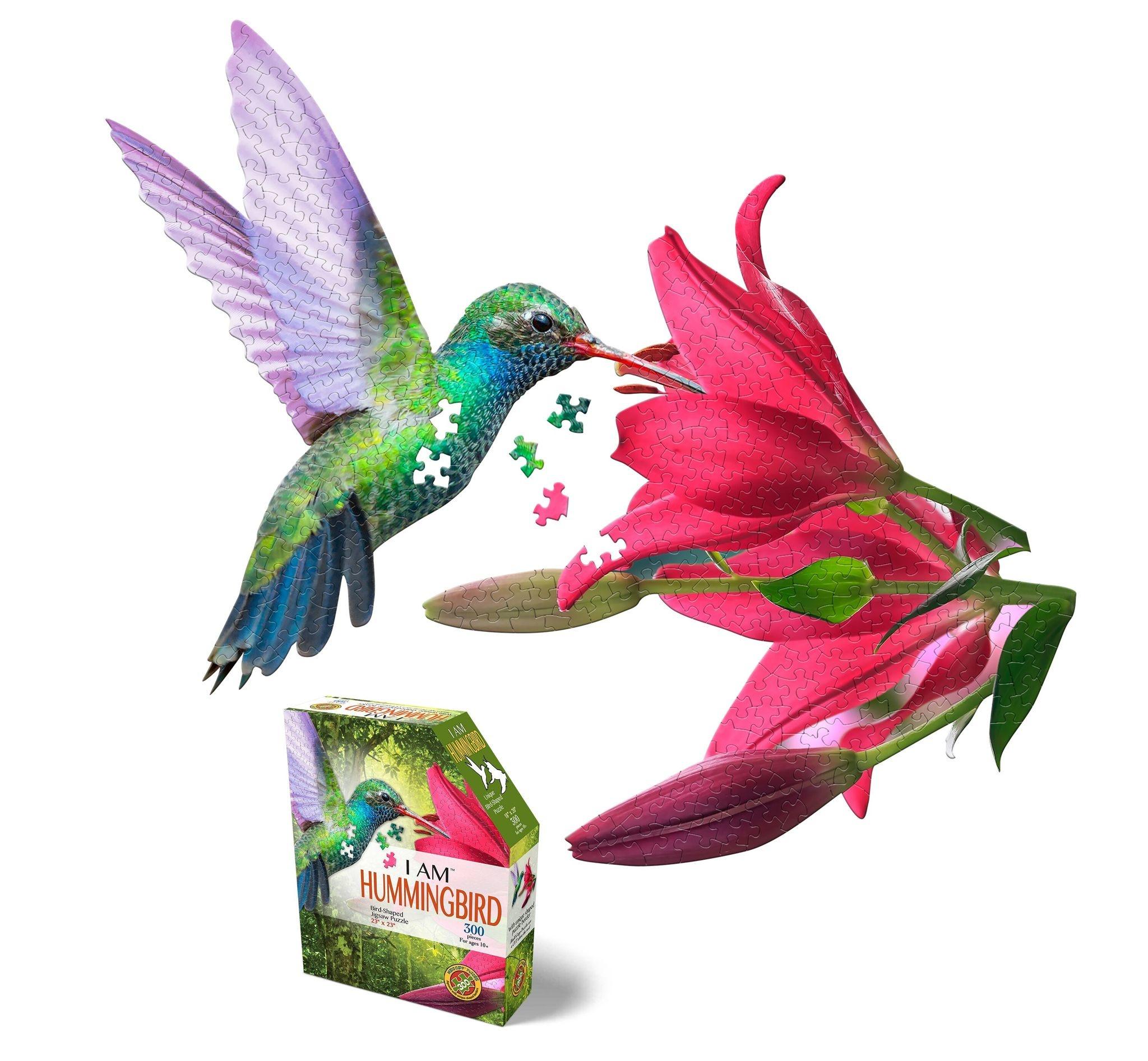 I Am Hummingbird 300 pc