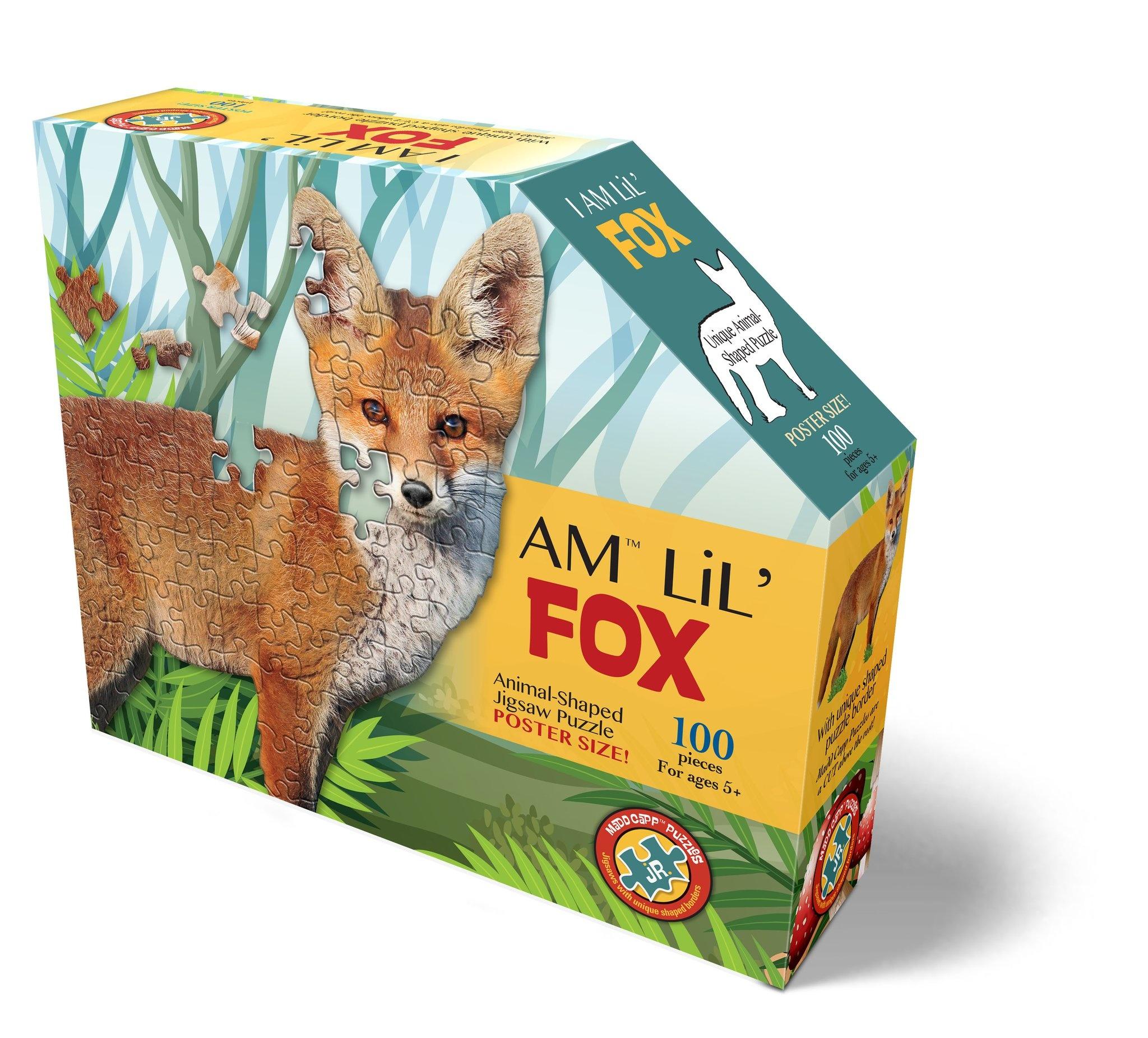 I Am Lil Fox 100 pc